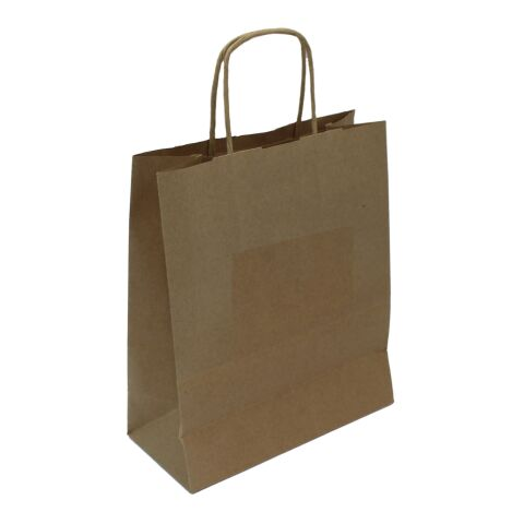Krafttasche gedrehte Kordel