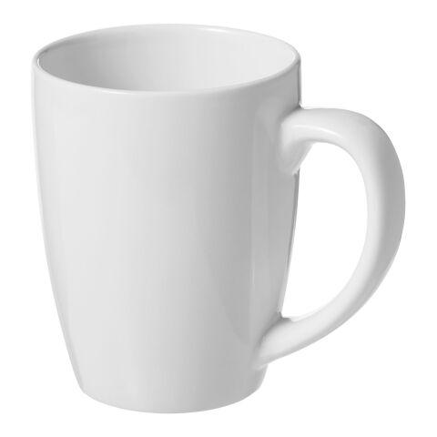 Bogota 350 ml Keramiktasse Standard | weiß | ohne Werbeanbringung | Nicht verfügbar | Nicht verfügbar