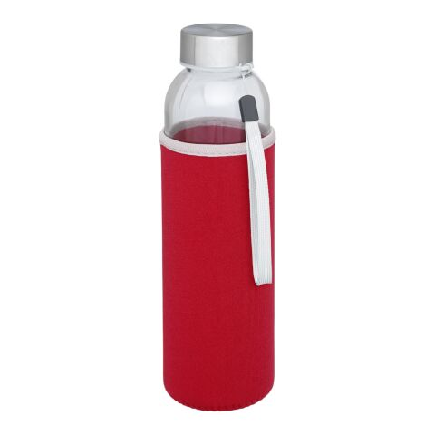 Bodhi 500 ml Glas-Sportflasche Standard | rot | ohne Werbeanbringung | Nicht verfügbar | Nicht verfügbar