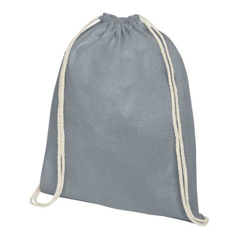 Oregon Premium Sportbeutel grau | ohne Werbeanbringung | Nicht verfügbar | Nicht verfügbar