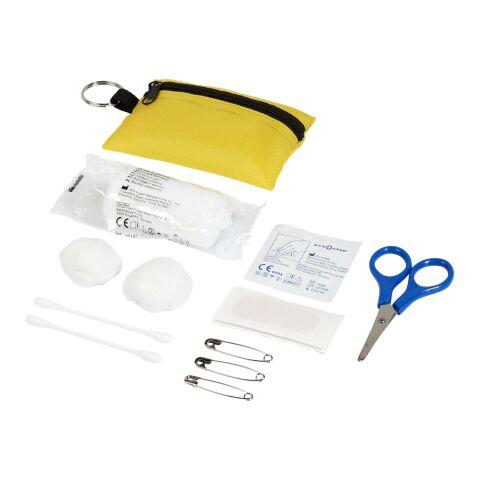 Valdemar 16-teilige Erste-Hilfe-Tasche mit Schlüsselanhänger