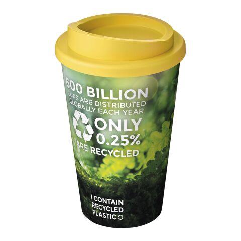 Brite-Americano® 350 ml Isolierbecher gelb | ohne Werbeanbringung | Nicht verfügbar | Nicht verfügbar