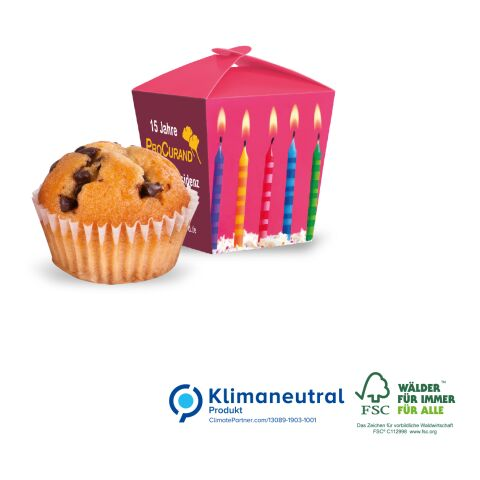 Muffin Mini in Promotion-Verpackung Style