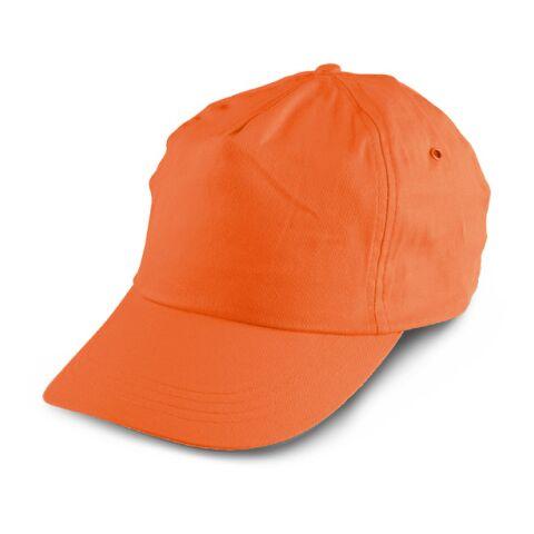 Kappe Orange | ohne Werbeanbringung