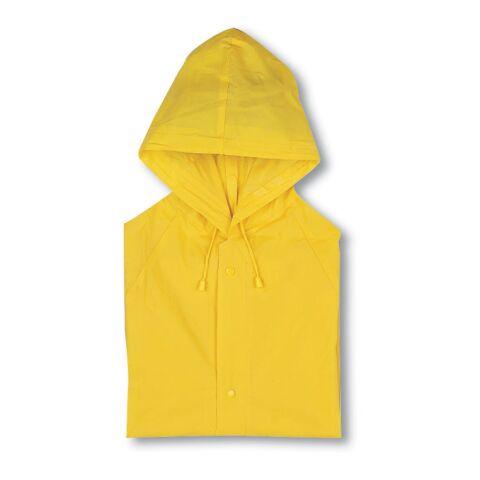 Regenjacke mit Kapuze gelb | ohne Werbeanbringung | Nicht verfügbar | Nicht verfügbar