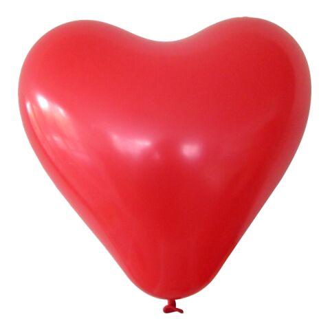 Standard Herzballon - Umfang 80 cm