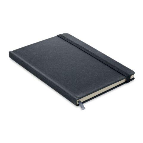 DIN A5 Notizbuch recyceltes PU