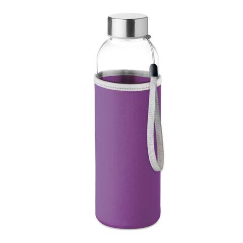 Trinkflasche Glas 500 ml