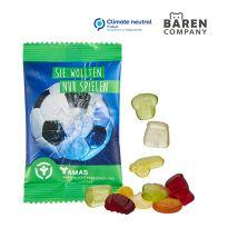 Fruchtgummi -Standardformen 15 g