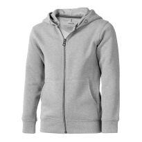 Arora Kinder-Pullover mit Kapuze und durchgehendem Reißverschluss