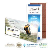 Schokoladentafel Excellence von Lindt & Sprüngli