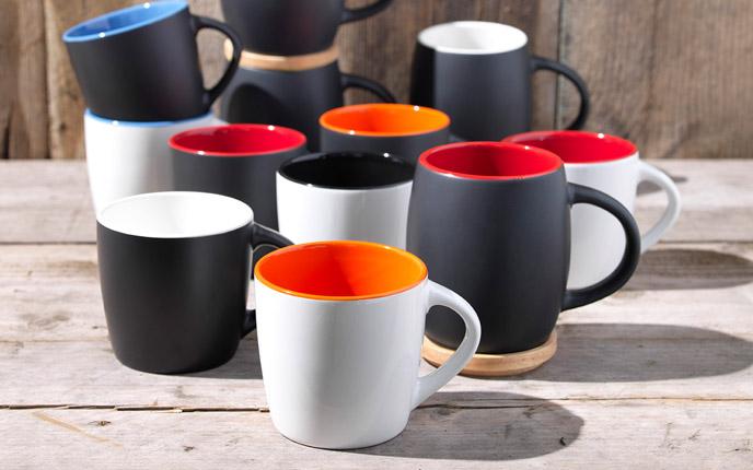 Tassen als beliebtes Kundengeschenk