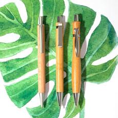 Ökologische Kugelschreiber mit Logo
