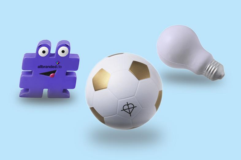 Antistressball bedrucken