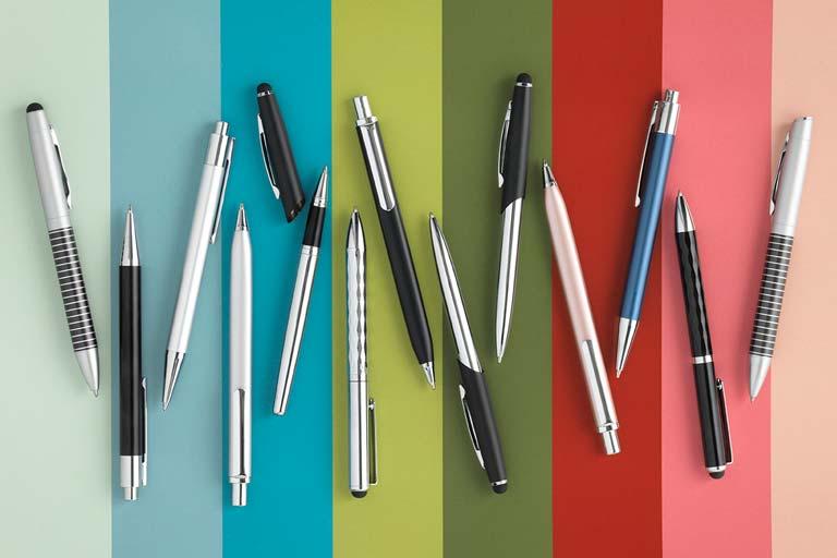 Günstige Kugelschreiber als perfekte Werbeartikel