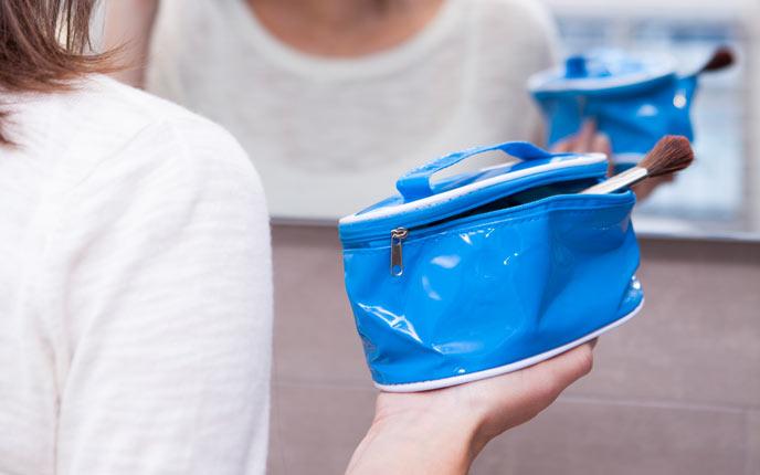 Praktische Kosmetiktaschen für Frauen bei allbranded